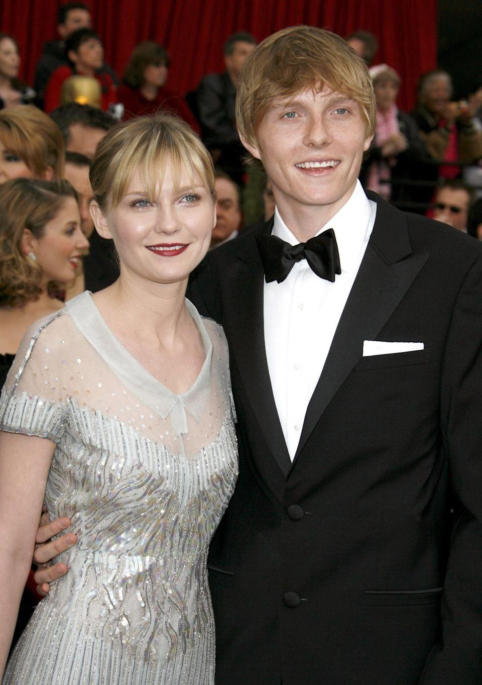 <p>No one would doubt that Kirsten and Christian Dunst are brother and sister. Between their sandy blonde hair and round, dimpled faces, the A-list actress and her younger brother clearly share the same genes. </p>