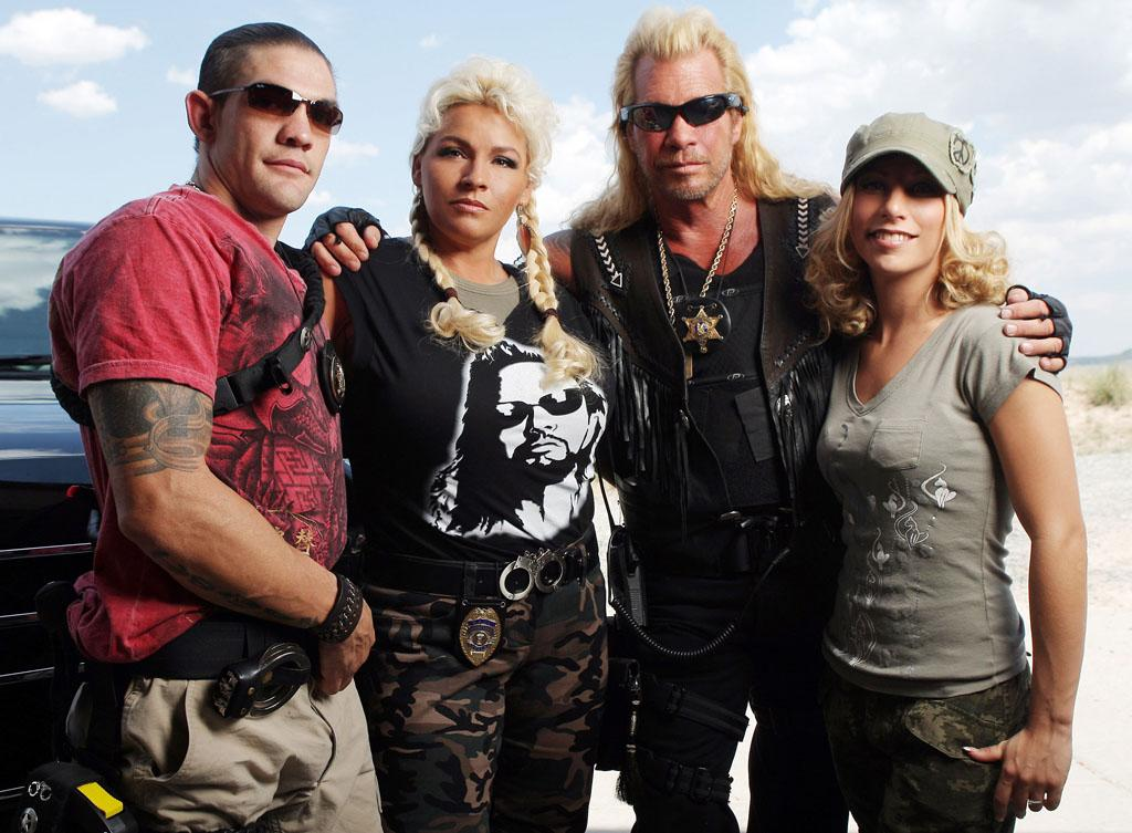 "<b>""<a href=""http://tv.yahoo.com/dog-the-bounty-hunter/show/36544"">Dog the Bounty Hunter</a>""</b> (A&E) <br><br> <a href=""http://tv.yahoo.com/news/e-cancels-dog-bounty-hunter-002020562.html"" target=""_blank"">Read More</a>"
