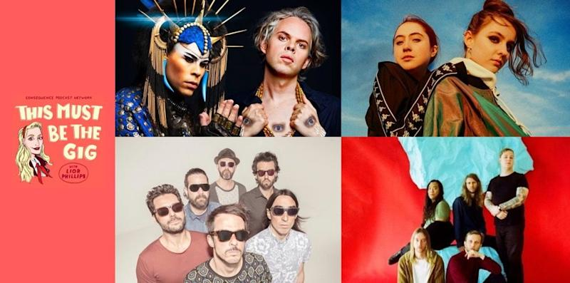 Live From Mad Cool Festival: Empire of the Sun, Let's Eat Grandma, La Dispute, and Vetusta Morla