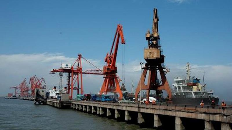 China's debt time bomb ticking loudest in Chinese port bordering North Korea as liabilities top US$7 billion