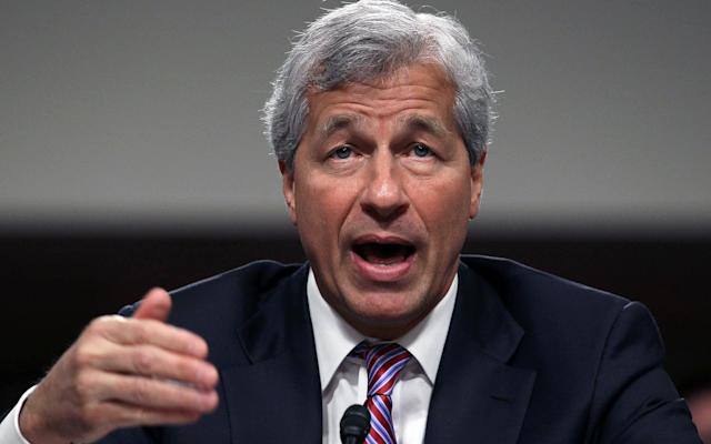 JP Morgan CEO Jamie Dimon's latest letter to shareholders address immigration reform, trade policy, and the broader state of public policy in the United States.