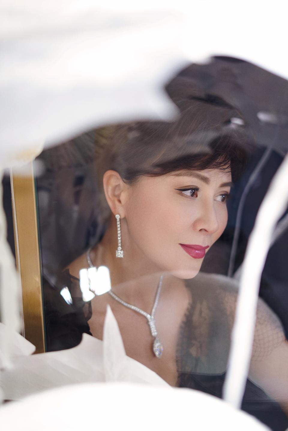 Carina Lau. (PHOTO: Tiffany & Co.)