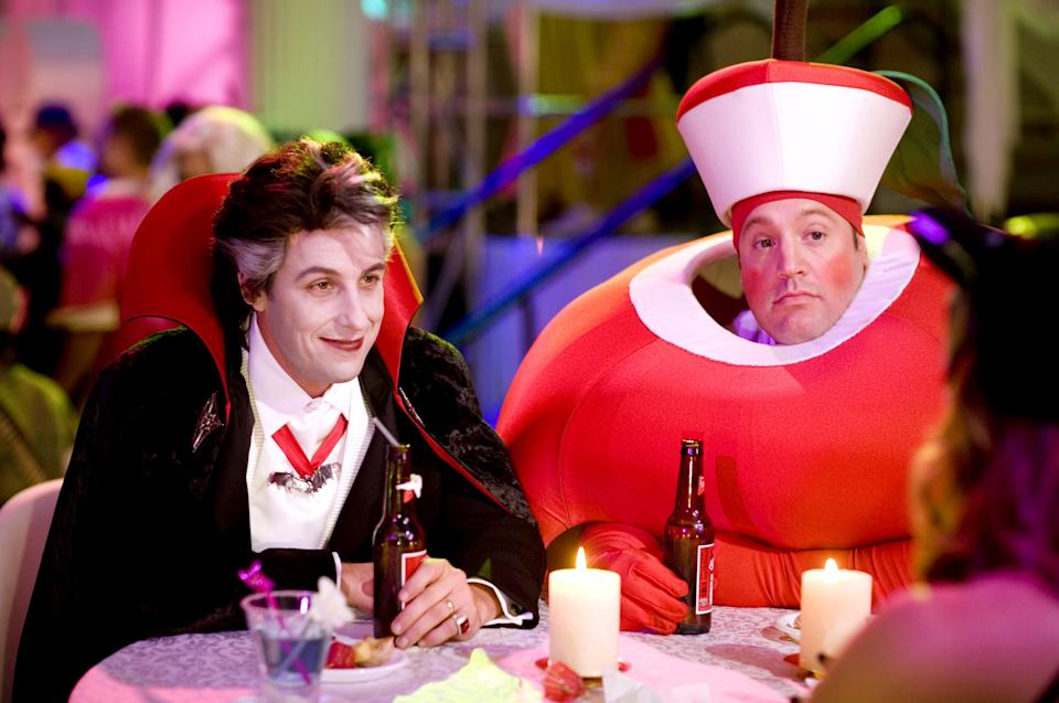 I NOW PRONOUNCE YOU CHUCK AND LARRY, Adam Sandler, Kevin James, 2007. ©Universal Pictures/Courtesy Everett Collection