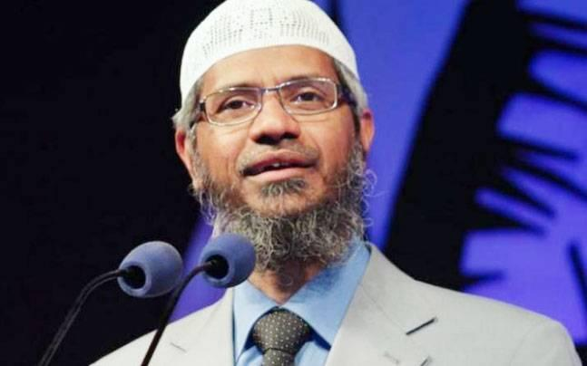 ED files case against Zakir Naik's close aid Amir Gazdar