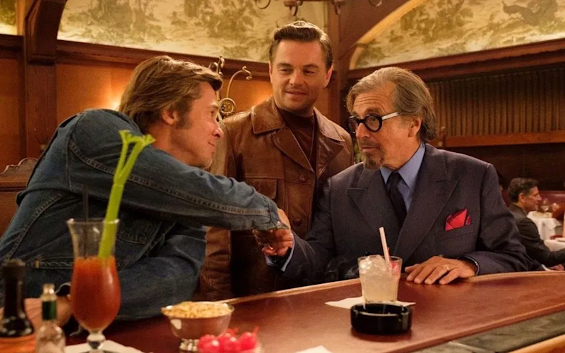 Tarantino's Once Upon a Time in Hollywood returning to theaters with extra footage