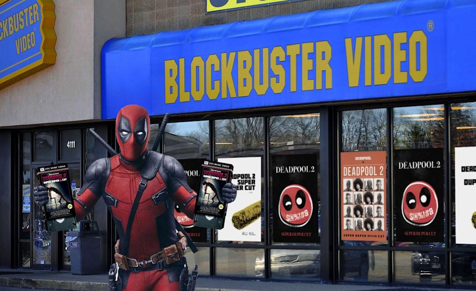 Be quick, Blockbuster will only be open for 2 days. (20th Century Fox)