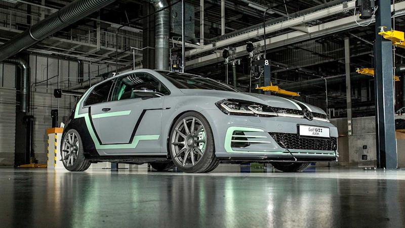 Vw Golf One Offs Revealed For Worthersee With Up To 400 Bhp
