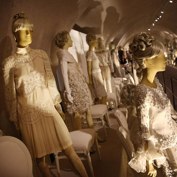 Valentino: Master of Couture Exhibition in pictures © Peter Macdiarmid / Getty