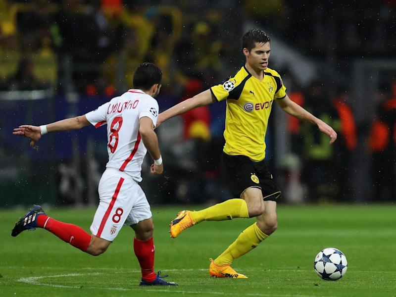 Weigl impressed in the middle of the park (Getty)
