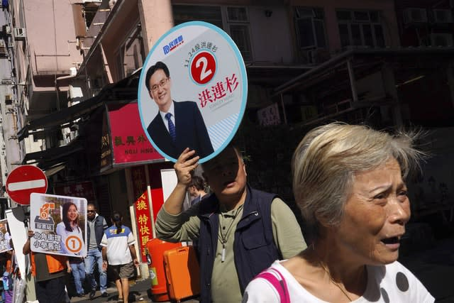Hong Kong Election