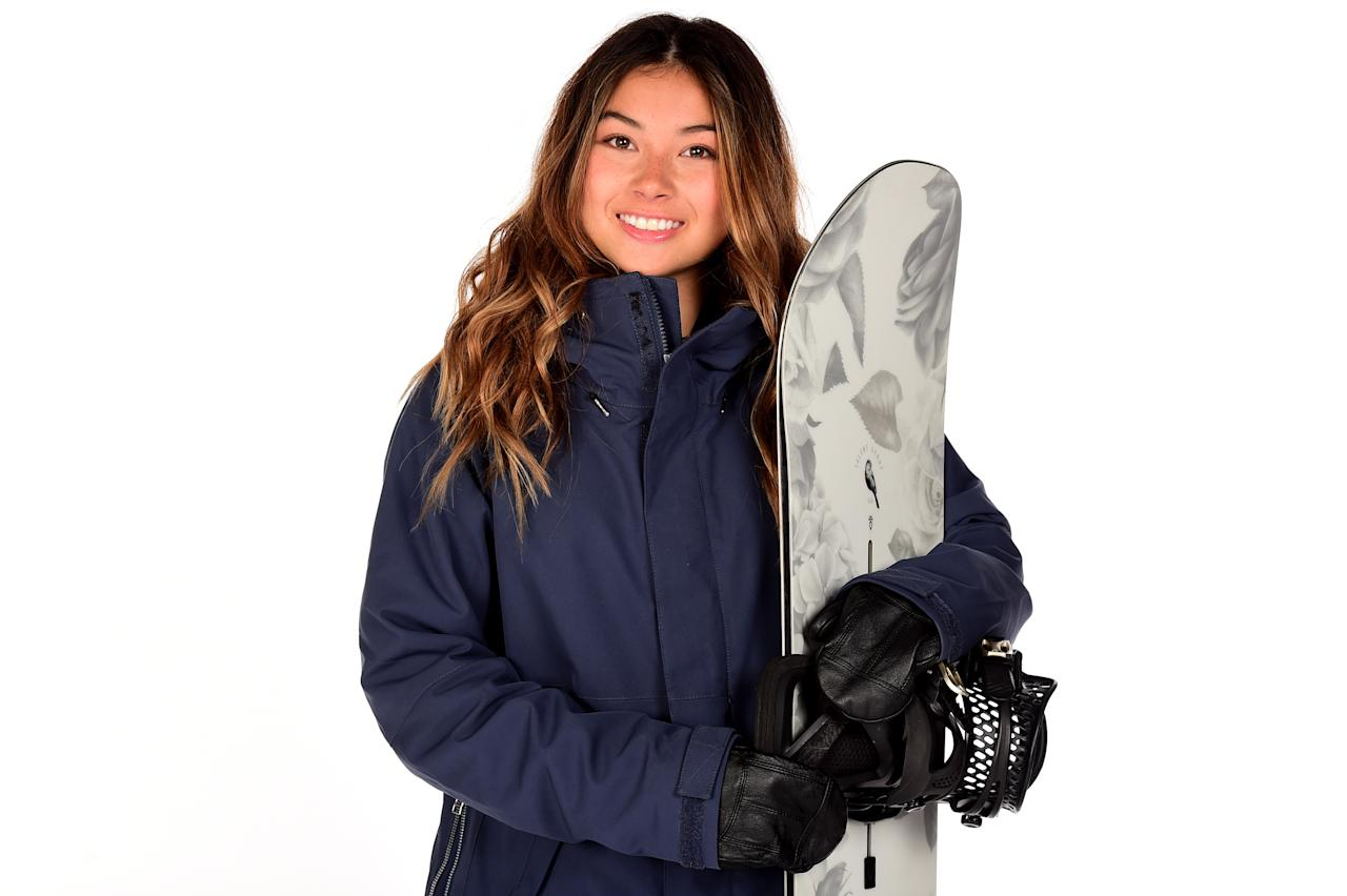 <p>Langland first hit the slopes of Big Bear at age five. A year later, she was sponsored by Burton. She made her debut on the professional snowboarding tour circuit at age 13, winning the Mammoth Revolution Tour the first time she competed in it. (Getty) </p>