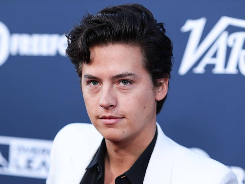 Cole Sprouse marks Friends' 25th anniversary with iconic sofa snap