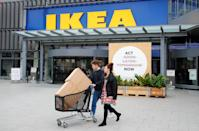 "Ikea Canada announced this year that it plans on <a href=""https://ca.finance.yahoo.com/news/ikea-plans-open-small-stores-110406517.html"" data-ylk=""slk:opening its first smaller, downtown store format in Toronto;outcm:mb_qualified_link;_E:mb_qualified_link;ct:story;"" class=""link rapid-noclick-resp yahoo-link"">opening its first smaller, downtown store format in Toronto</a> within the next two years as customer preferences evolve. The company also unveiled it would host an all-you-can-eat buffet over the holidays – maybe <em>Yahoo Finance Canada</em> readers really love their Swedish meatballs? (Reuters/Wolfgang Rattay)"