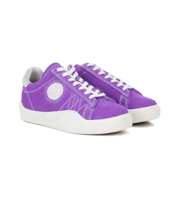 "<p>Wave Suede Sneakers, $132, <a href=""https://www.mytheresa.com/en-us/eytys-wave-suede-sneakers-771280.html?utm_source=affiliate&utm_medium=polyvore.us#designer#"" rel=""nofollow noopener"" target=""_blank"" data-ylk=""slk:mytheresa.com"" class=""link rapid-noclick-resp"">mytheresa.com</a> </p>"