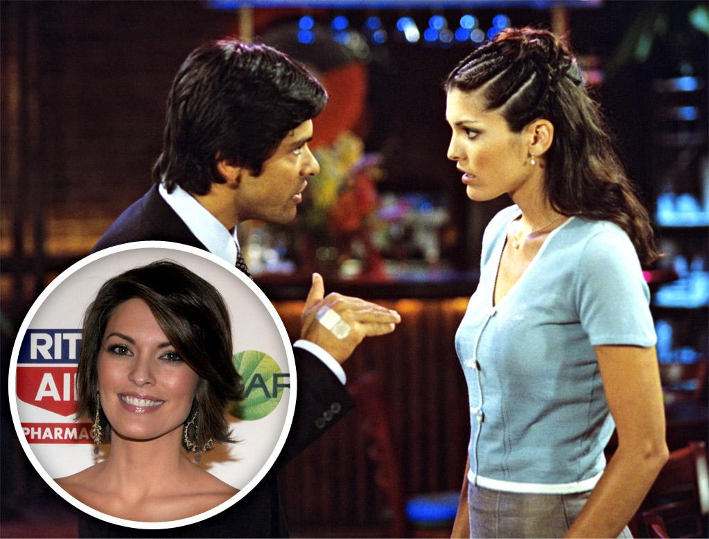 "Alana de la Garza played Rosa Santos, the sister of Maria Santos (Eva La Rue) on ""<a href=""/all-my-children/show/28652"">All My Children</a>"" in 2001. Who would have thought she would reunite with La Rue on CBS's ""CSI: Miami"" years later?"