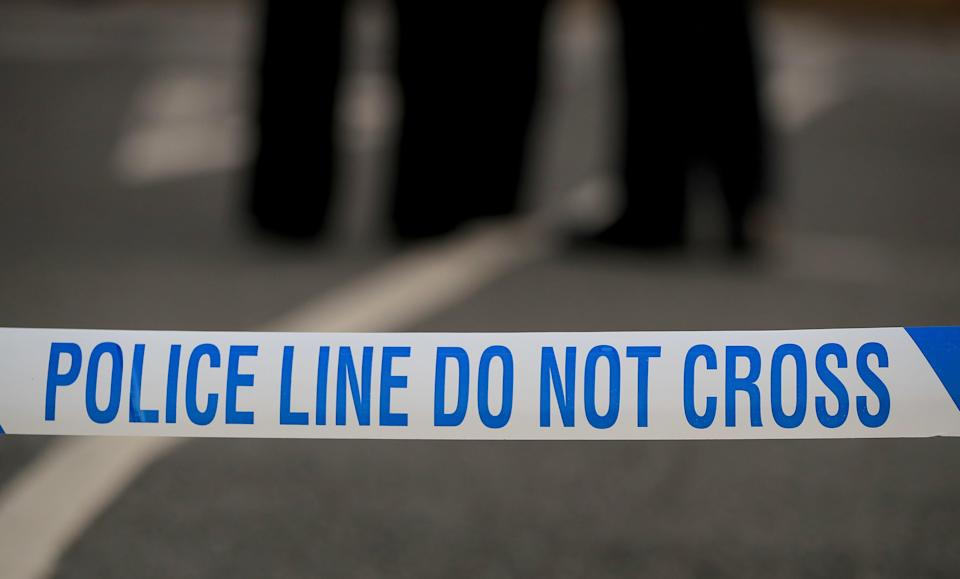 A man in his 20s was also injured in the incident, police said (Peter Byrne/PA) (PA Archive)