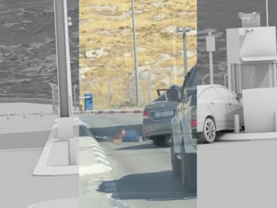 Forensic Architecture's 3D modelling of and investigation intothe killing of Ahmed Erekat, 27, raises questions about Israel's version of eventsForensic Architecture