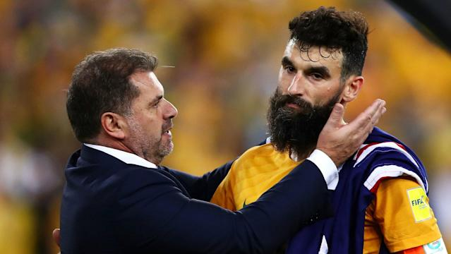 The previous Australia coach is backing his successor to do well in Russia