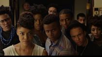 "<p><strong>Cast: </strong>Tessa Thompson, Tyler James Williams</p><p>Tensions flare at a predominantly white college when the staff at a renowned campus magazine throws a racist Halloween party, further dividing the Black and white students.</p><p><a class=""link rapid-noclick-resp"" href=""https://www.amazon.com/White-People-Tyler-James-Williams/dp/B00OSQA1Y2?tag=syn-yahoo-20&ascsubtag=%5Bartid%7C10072.g.34125298%5Bsrc%7Cyahoo-us"" rel=""nofollow noopener"" target=""_blank"" data-ylk=""slk:Watch Now"">Watch Now</a></p>"