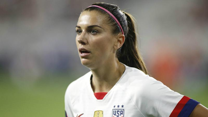 Women's World Cup star Alex Morgan ruled out for rest of 2019