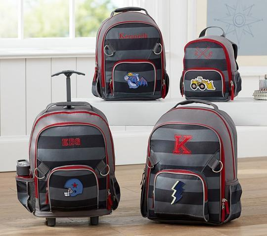 Pottery Barn Kids Under Fire for 'Boy' and 'Girl' Backpacks