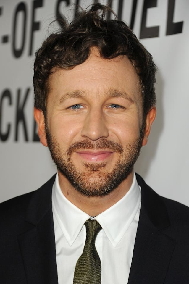 "HOLLYWOOD, CA - DECEMBER 12:  Actor Chris O'Dowd attends the premiere of Universal Pictures' ""This Is 40"" at Grauman's Chinese Theatre on December 12, 2012 in Hollywood, California.  (Photo by Kevin Winter/Getty Images)"