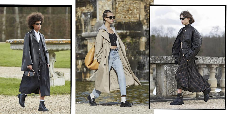 <p>Whether it's a perfectly structured trench, fur coat or pop of colour to brighten up the dull days. The catwalks of AW21 have got you covered. </p>