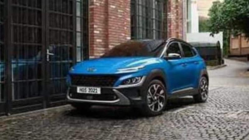 Hyundai Kona N Line SUV breaks cover: Check what