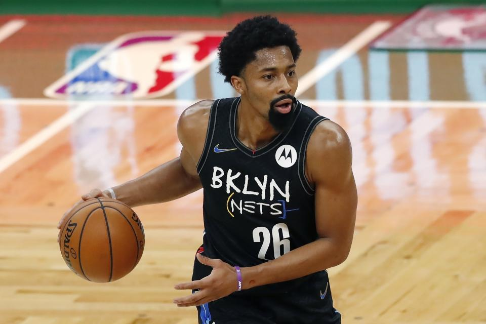 Spencer Dinwiddie.