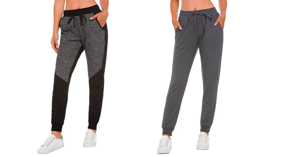 Custer's Night Drawstring Joggers. (Photos: Amazon)