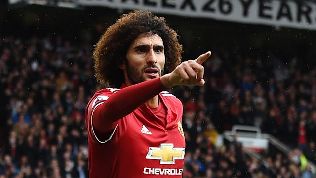 Marouane Fellaini has become invaluable or United – the fans have finally warmed to him