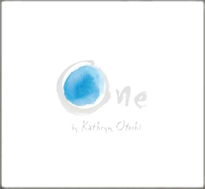 """One"" uses different colors to share powerful messages about empathy, bullying, feelings and more. <i>(Available <a href=""https://www.amazon.com/One-Kathryn-Otoshi/dp/0972394648"" rel=""nofollow noopener"" target=""_blank"" data-ylk=""slk:here"" class=""link rapid-noclick-resp"">here</a>)</i>"
