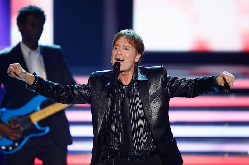 Headline act: Sir Cliff Richard will perform at Greenwich Music Time 2019: Getty Images