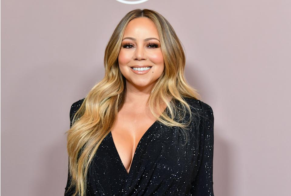 Mariah Carey attends Variety's 2019 Power of Women: Los Angeles presented by Lifetime at the Beverly Wilshire Four Seasons Hotel on October 11, 2019 in Beverly Hills, California. (Photo by Amy Sussman/FilmMagic)