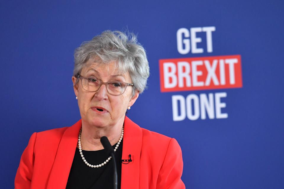 File photo dated 29/11/2019 of Labour MP, Gisela Stuart who is among 30 new peers to be announced later this month, according to The Times.