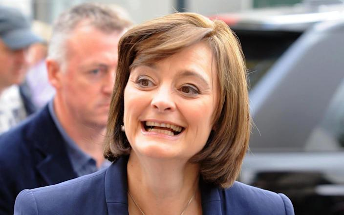 Cherie Blair in 2009  - Barry Batchelor