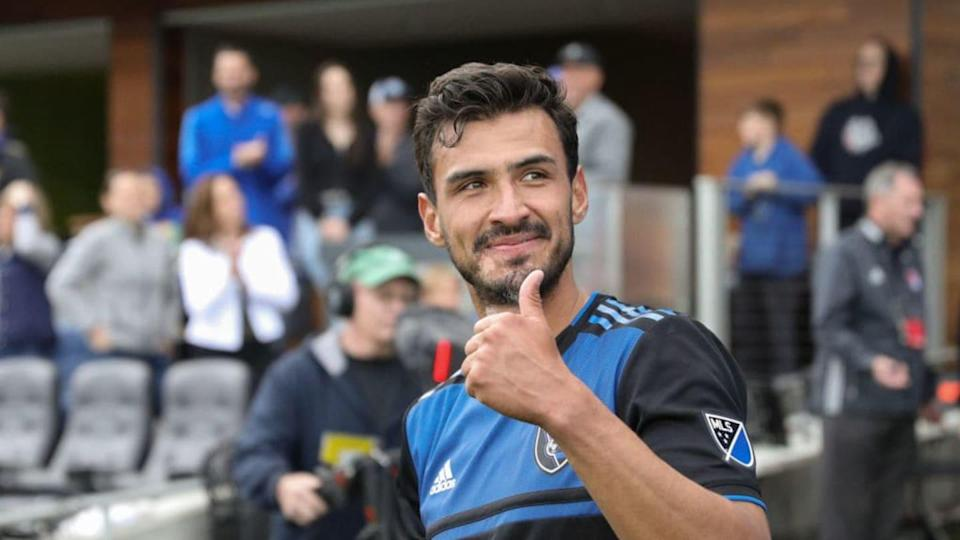 Toronto FC v San Jose Earthquakes | Casey Valentine/ISI Photos/Getty Images