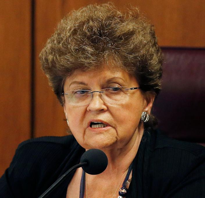 Arizona Senator Gail Griffin (R-Hereford) is reportedly the only sponsor of the newly proposed bill. (Photo: ASSOCIATED PRESS)