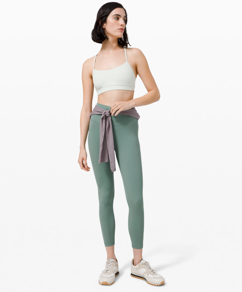 """<p><strong>Lululemon</strong></p><p>lululemon.com</p><p><a href=""""https://go.redirectingat.com?id=74968X1596630&url=https%3A%2F%2Fshop.lululemon.com%2Fp%2Fwomen-pants%2FAlign-Pant-2-MD%2F_%2Fprod8360162&sref=https%3A%2F%2Fwww.womenshealthmag.com%2Flife%2Fg31477134%2Flululemon-sale-leggings-we-made-too-much%2F"""" target=""""_blank"""">Shop Now</a></p><p><del>$98</del><strong><br>$69-$79</strong></p><p>Available in several colors, this super-soft, stretchy pair will be the hero of your activewear collection.</p>"""