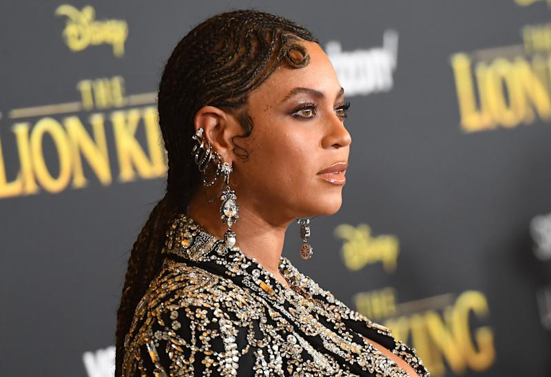 """Beyonce spoke out against the dehumanization of people of color in an Instagram video about Floyd. """"If you're white, black, brown or anything in between, I'm sure you feel hopeless by the racism going on in America right now,"""" she said. """"No more senseless killings of human beings. No more seeing people of color as less than human. We can no longer look away."""""""