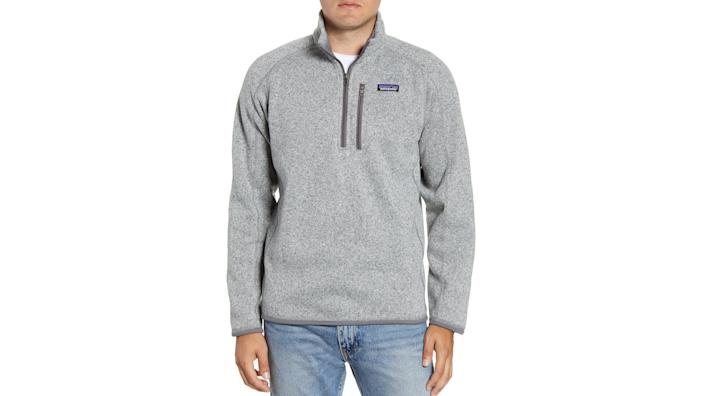 Best gifts for teen boys: Patagonia Better Sweater