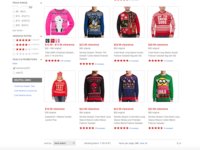 Macys Christmas Sweaters.It S March And Macy S And Jcpenney Are Still Desperately