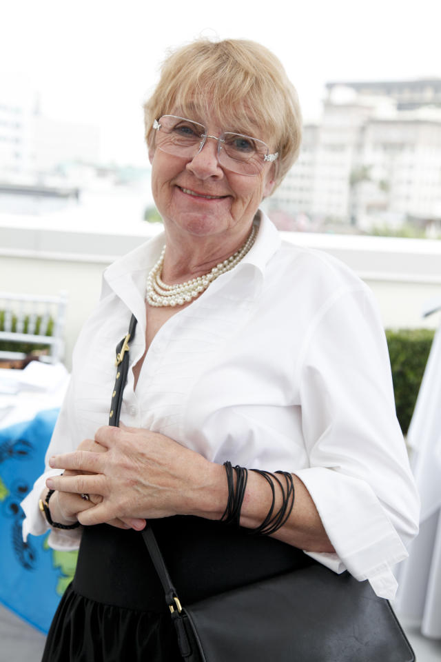 BEVERLY HILLS, CA - SEPTEMBER 16:  Actress Kathryn Joosten attends the Nathalie Dubois Pre-Emmy Gift Suite at Luxe Hotel on September 16, 2011 in Beverly Hills, California.  (Photo by Imeh Akpanudosen/Getty Images)