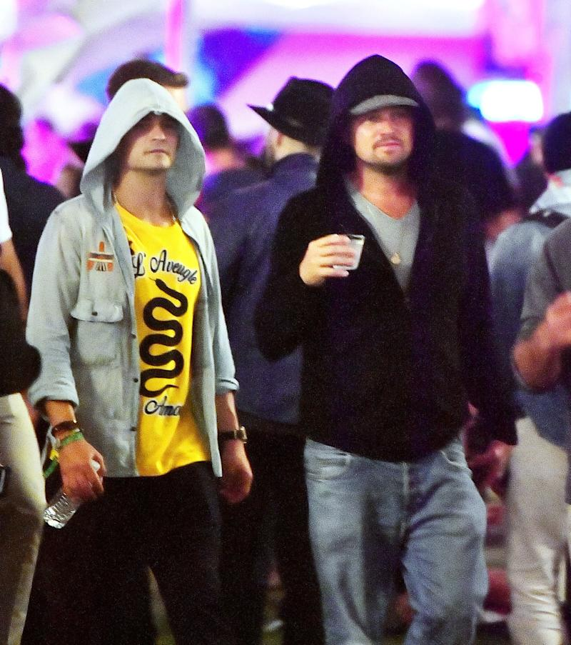 Can You Spot Orlando Bloom and Leo DiCaprio in This Photo?