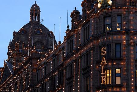 Woman who spent US$21M at Harrods fights U.K. wealth order