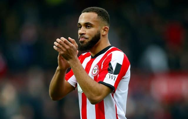 Bryan Mbeumo is available after missing last weekend's win at Fulham following a positive test for coronavirus (Nigel French/PA)