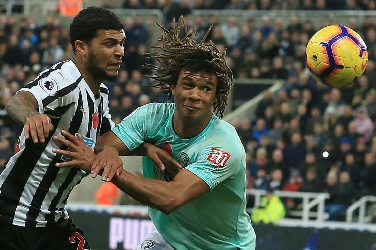 Manchester City signed Nathan Ake (right) to bolster their defence