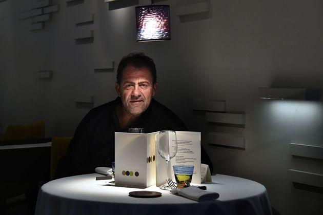 French chef Michel Sarran poses on July 11, 2016 in his restaurant in Toulouse, western France.  / AFP / PASCAL PAVANI        (Photo credit should read PASCAL PAVANI/AFP via Getty Images) (Photo: PASCAL PAVANI via Getty Images)