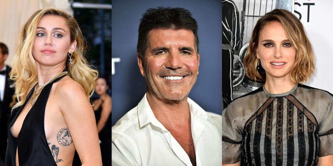 "<p>More celebs than you know follow a plant-based diet. Why? Well, there's a number of reasons, be it health, morals or simply because they prefer the lifestyle choices. Celebrities like Miley Cyrus preach a vegan activist lifestyle not only in the food she eats but also in the clothes she wears. Been wondering how different Simon Cowell looks recently? He's also pursuing a vegan diet to help his health. There's a number of familiar celebrities that have chosen to lead <a href=""https://www.delish.com/uk/cooking/recipes/a29572043/vegan-breakfast/"" target=""_blank"">vegan</a> lives and I bet you had no clue!</p>"