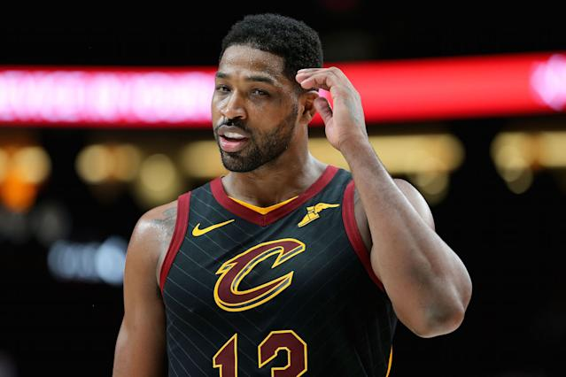 Tristan Thompson will not play for Canada at the FIBA World Cup after being named to the training camp roster. (Getty Images)